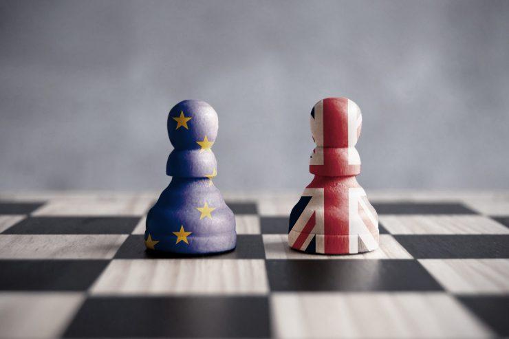 Saga o brexitu. Vir: Adobe Stock