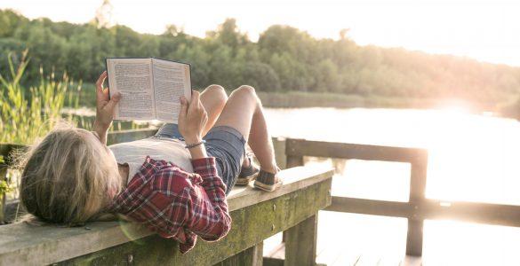 Življenje brez knjig je kot juha brez soli. Vir: Adobe Stock