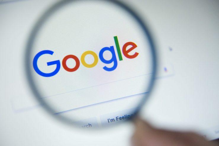Google. Vir: Adobe Stock