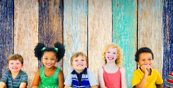 Raznolikost med otroki. Vir: Adobe Stock