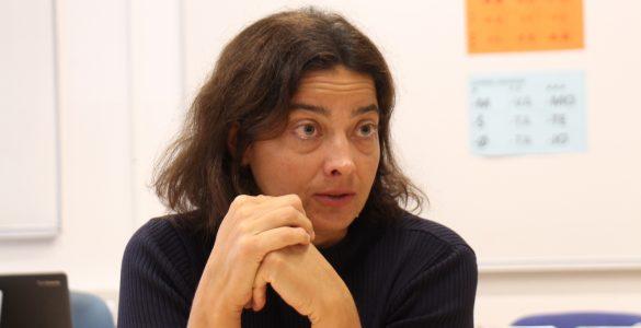 Dr. Mihaela Knez. Foto: Anže Sobočan