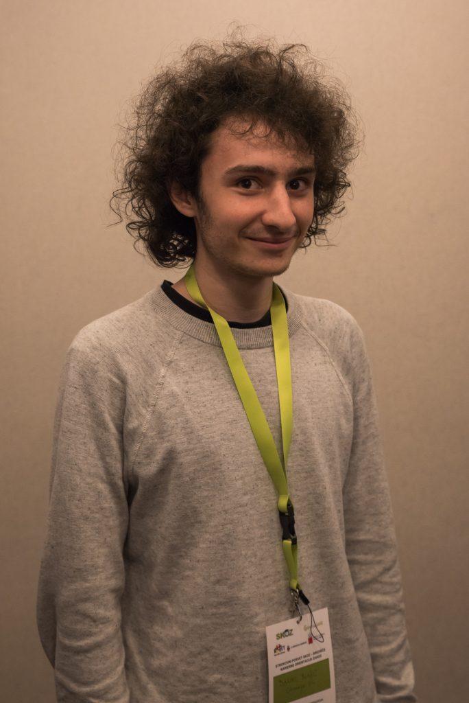 Daniel Sami Blažič. Foto: Matej Drobež