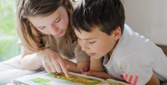 Pomoč pri učenju. Vir: Adobe Stock