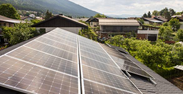Sončna elektrarna. Vir: Arhiv GEN-I