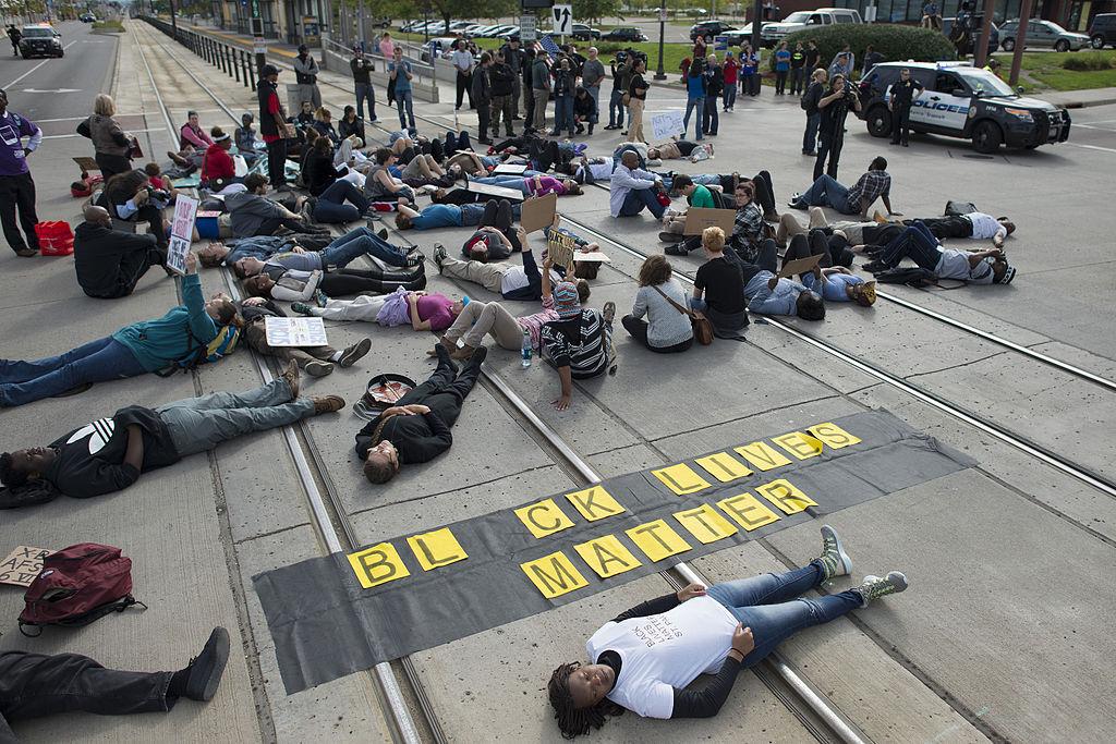 Gibanje za pravice temnopoltih. Vir: Wikipedia