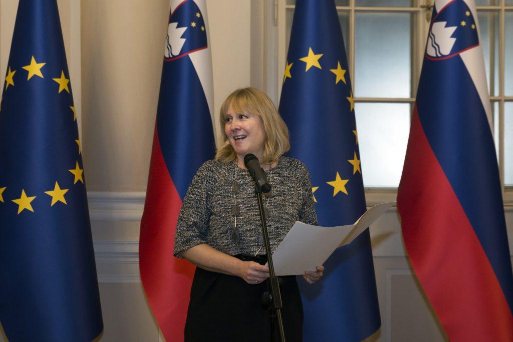 Urednica Časorisa dr. Sonja Merljak Zdovc. Foto: Maša Kores