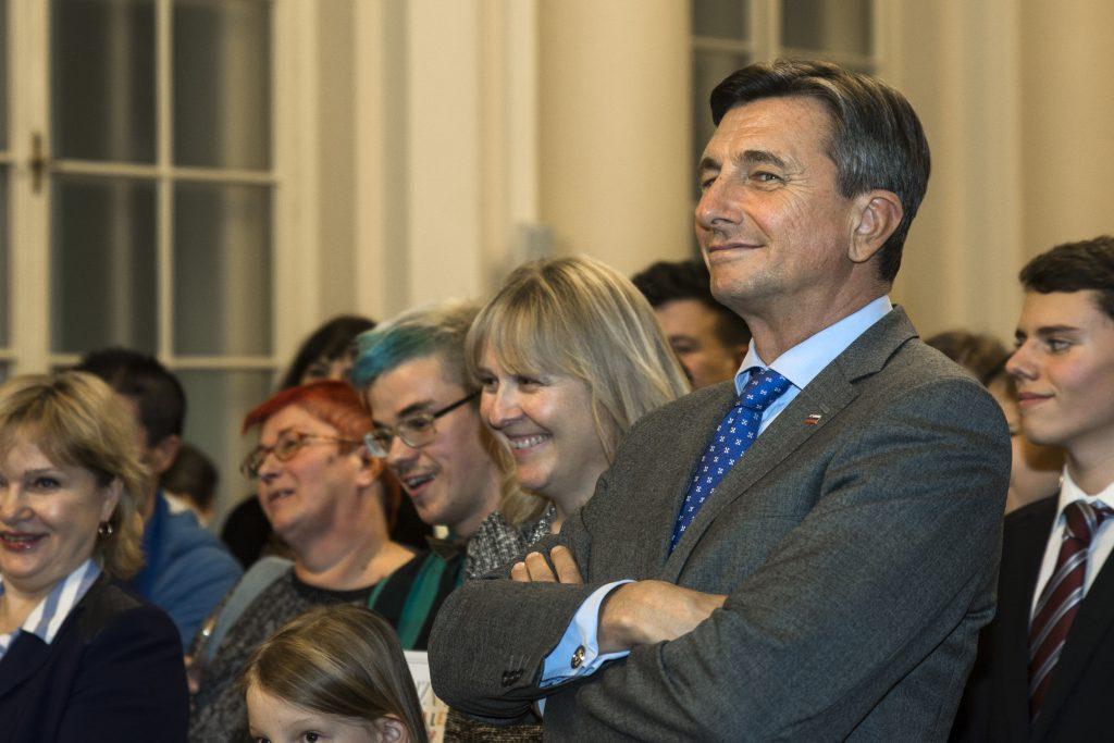 Častni pokrovitelj izbora Faca leta je predsednik Republike Slovenije Borut Pahor.