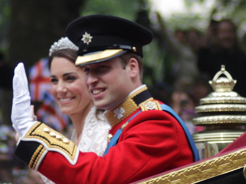 Kraljeva poroka je zaznamovala leto. Vir: Robbie Dale/Flick