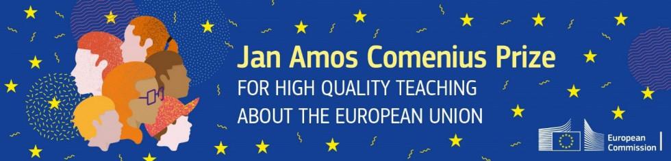 Razpis za nagrado Jan Comenius je odprt. Vir: Arhiv MIZŠ