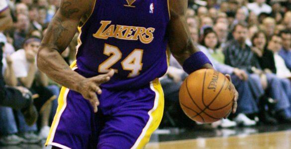 Kobe Bryant. Vir: Wikipedia