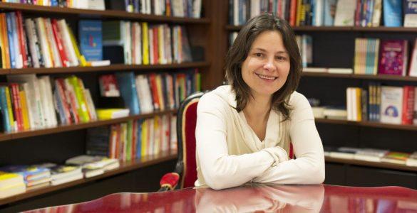 Simona Semenič. Vir: Arhiv MK