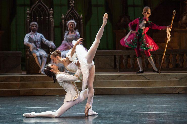 Balet Trnuljčica. Vir: Arhiv SNG Opera in Balet