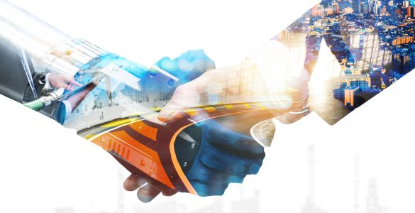 Digitalizacija Evrope. Vir: Adobe Stock