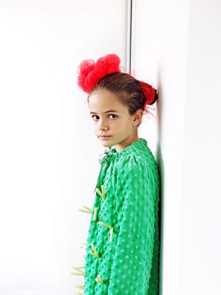 Kostum kaktus. Vir: Beautyfull blog