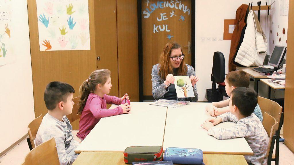Vključevanje na OŠ Matije Čopa v Kranju. Foto: Anže Sobočan