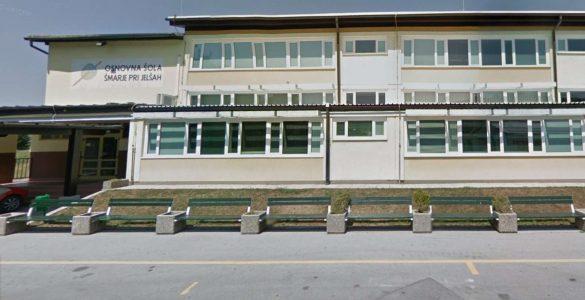 Osnovna šola Šmarje pri Jelšah. Foto: Google Street View