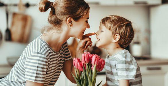 Materinski dan. Vir: Pixabay