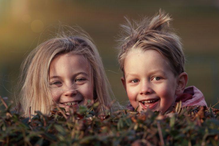 Slovenski otroci želijo izraziti svoje mnenje in biti pri tem tudi slišani. Fotografija je simbolična. Vir: Pixabay
