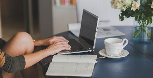 Šola in delo na daljavo. Vir: Pixabay