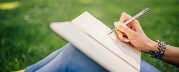 Pisanje spisov. Vir: Pixabay