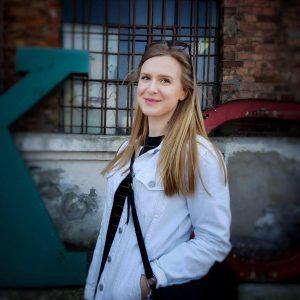 Sabina Lavrič. Vir: Osebni arhiv
