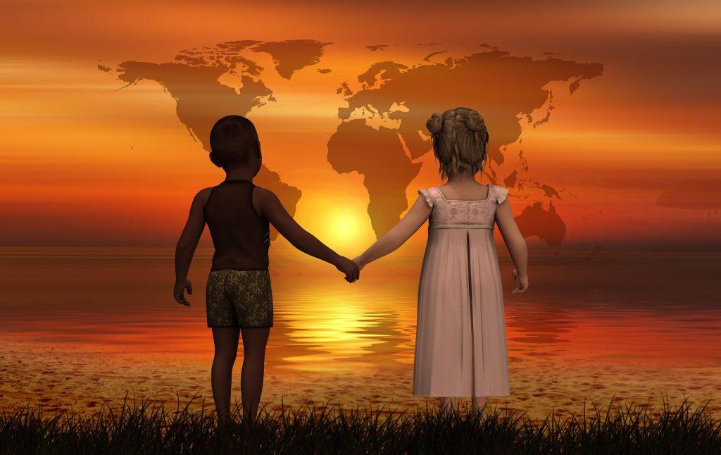 Otroci o tem, kako ohraniti planet Zemljo, izobražujejo otroke, ker je to pomembno prav za otroke in njihovo prihodnost na Zemlji. Vir: Pixabay