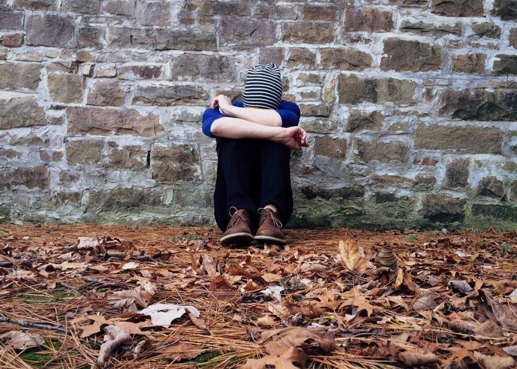 Najstniki se soočajo tudi z depresijo. Vir: Pixabay