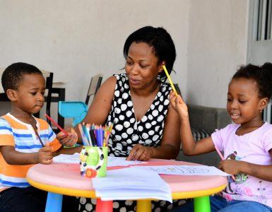 Dve tretjini otrok na svetu se šola na daljavo. Vir: Unicef