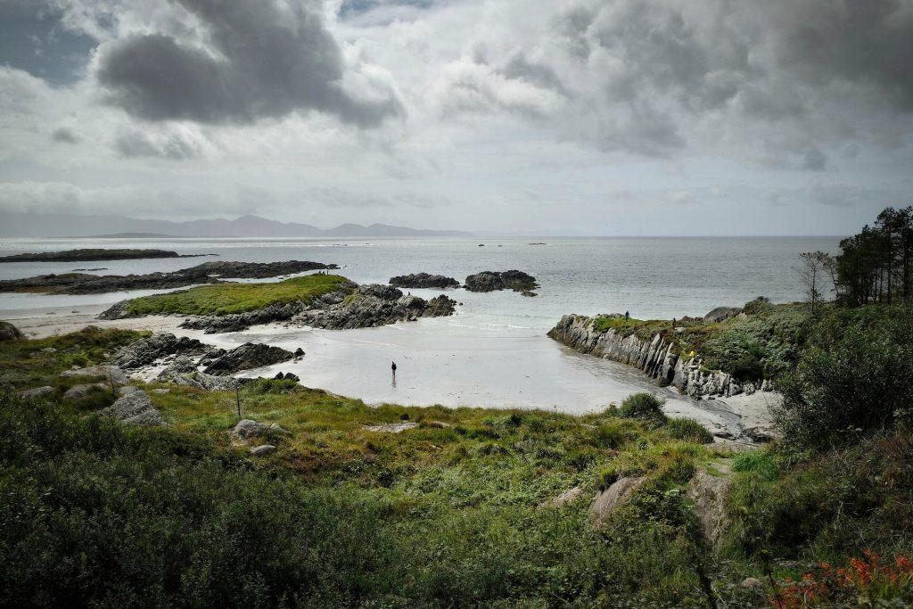 Ring of Kerry oziroma Kerryjev obroč je še ena od turističnih znamenitosti Irske. Vir: Pixabay