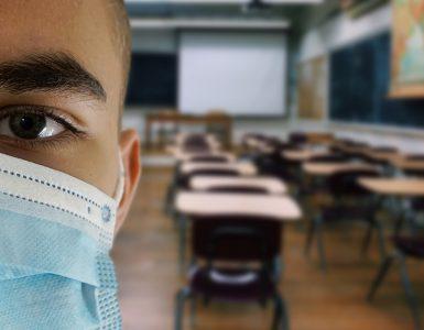 Bo v šolah obvezno nošenje zaščitnih mask? Vir: Pixabay