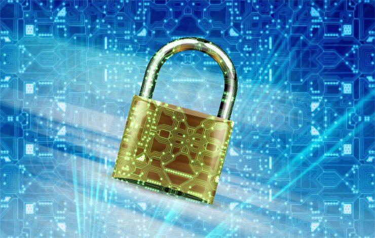 Za varnost so močna gesla nujna. Vir: Pixabay