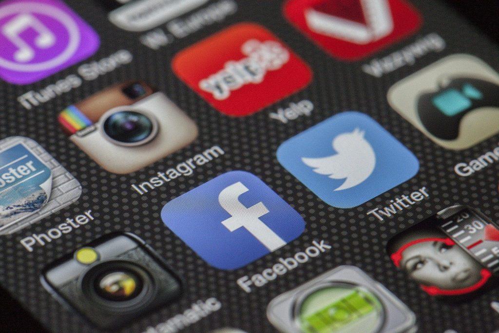 Množica aplikacij kroji naše življenje. Vir: Pixabay