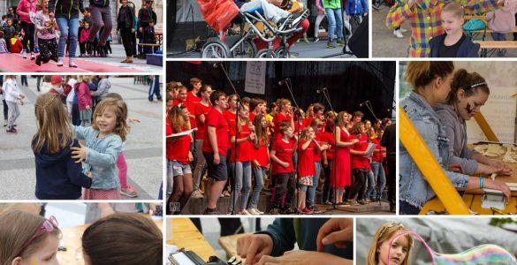 Kolaž dogajanja na lanskem festivalu. Vir: Arhiv CJLL