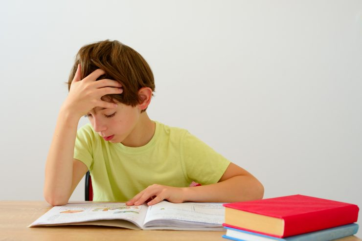 Otroci s posebnimi potrebami potrebujejo strokovno podporo pri usvajanju znanja. Vir: Adobe Stock