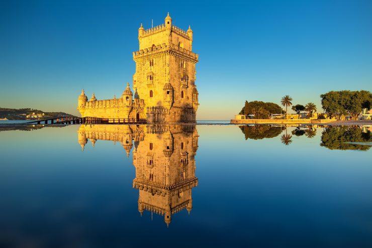 Ema bi morala v času karantene odpotovati v Istanbul, Madrid in Lizbono, kjer bi praznovala deseti rojstni dan. Na fotografiji stolp Belém v Lizboni. Vir: Pixabay