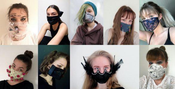 Maske. Vir: Arhiv GCC
