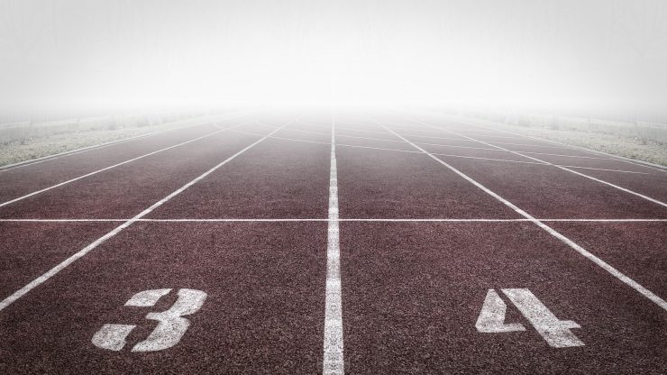 Na atletskem stadionu/Vir: Pixabay