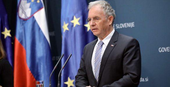 Minister za notranje zadeve Aleš Hojs. Foto: Anže Malovrh/STA