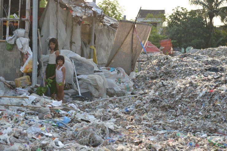 Prizor iz filma Zgodba o plastiki. Vir: Arhiv Ekologov brez meja