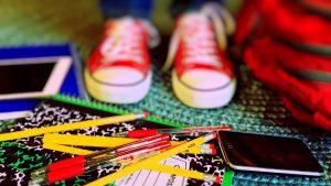 Nazaj v šolo. Vir: Pixabay