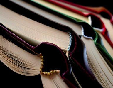 Knjige. Vir: Pixabay