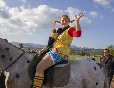 Pika Nogavička tudi leto vabi v Velenje! Vir: Arhiv Pikinega festivala