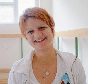 Nina Babič Vir: Osebni arhiv