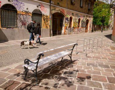 Ljubljanske ulice bodo spet bolj prazne. Foto: Nebojša Tejić/STA
