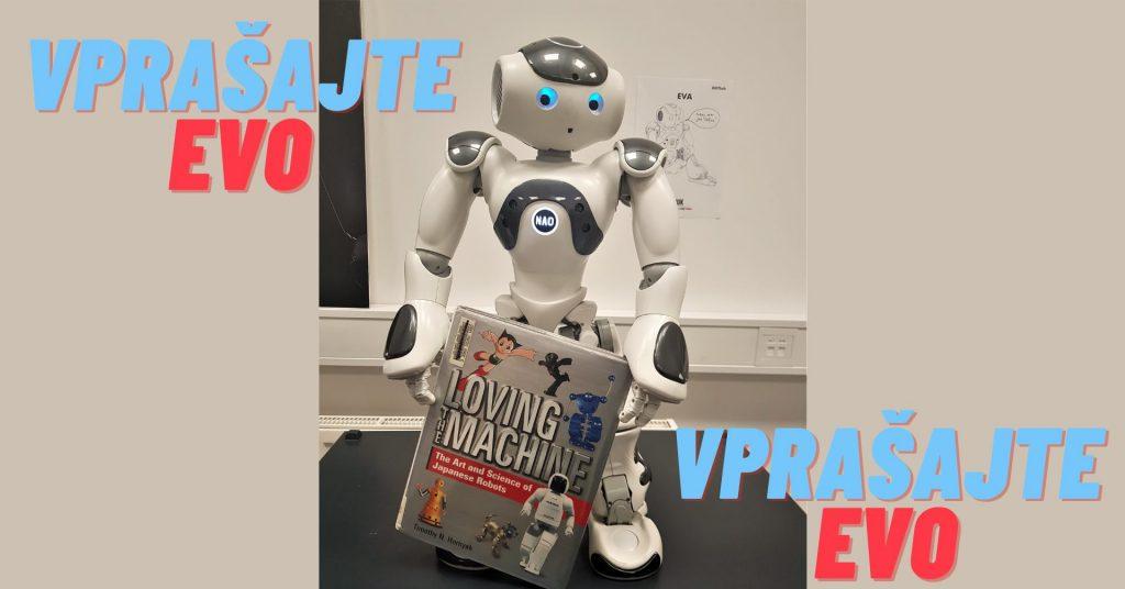 Robotka Eva. Vir: Delavski dom Trbovlje