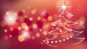 Božič v času epidemije koronavirusa. Vir: Pixabay