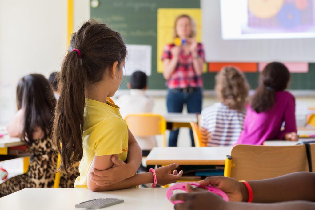 Učitelji lahko pomembno vplivajo na prihodnost otrok. Vir: Adobe Stock
