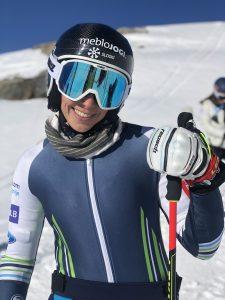 Ana Bucik. Vir: Arhiv Smučarske zveze Slovenije