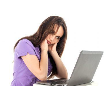Koronakriza je prinesla novo vrsto utrujenosti – utrujenost od videoklicev. Vir: Pixabay