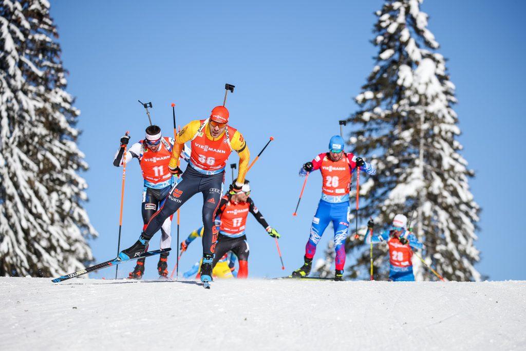 Svetovno prvenstvo v biatlonu na Pokljuki. Vir. OO Pokljuka